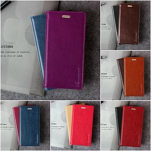 """Huawei HONOR 4C оригинальный кожаный чехол кошелёк из натуральной телячьей кожи на телефон """"CLASIC"""""""