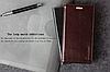 """Huawei MATE 8 оригинальный кожаный чехол кошелёк из натуральной телячьей кожи на телефон """"CLASIC"""", фото 3"""