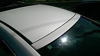 (ABS пластик) Спойлер на стекло Мазда 6 GJ (2012+), Mazda