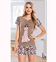 Домашняя одежда Lady Lingerie - 7355 M комплект