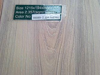 Качественный напольный ламинат 8мм дуб элегант 32 класс ac-4
