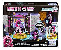 Конструктор Звездная сцена Mega Bloks Monster High Catty Noir Stage Fright
