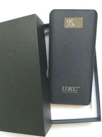 Аккумулятор зарядное Power Bank UKC Smart 50000 mAh 4 USB
