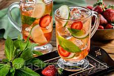 Зеленый чай со льдом для настоящих гурманов!