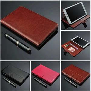 """Huawei MediaPad M2 8.0 оригинальный кожаный чехол кошелёк из натуральной телячьей кожи на телефон """"LUXON"""""""