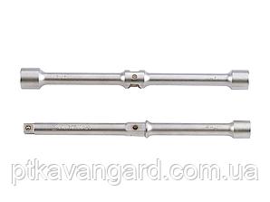 Ключ крестообразный 17/19/21мм L=300мм разборной King Tony 19961721