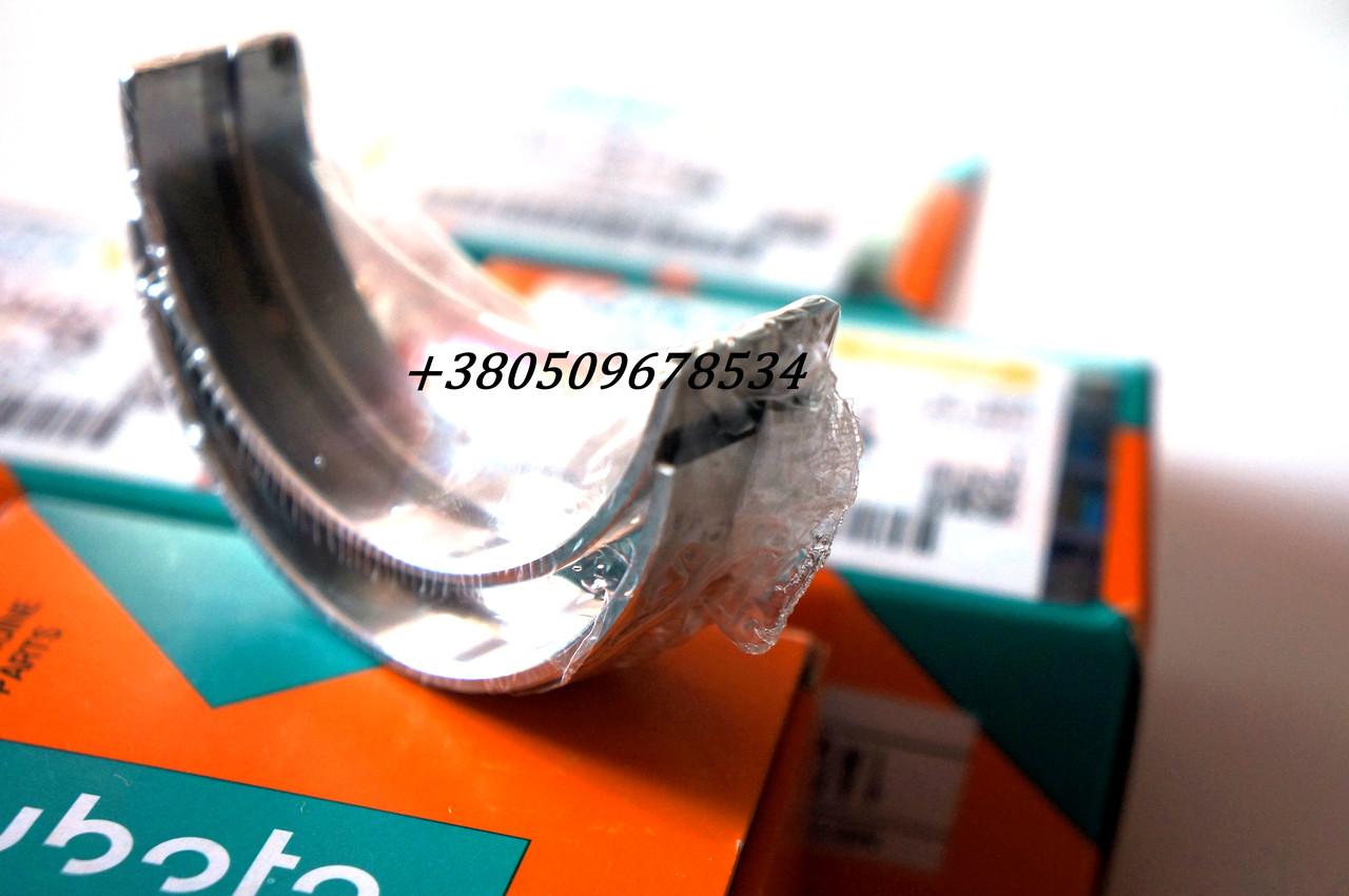 Вкладыши коренные Kubota V2203 | 25-39378-00