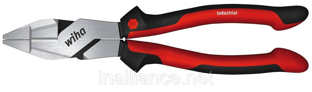 Пассатижи, плоскогубцы 250 мм с DynamicJoint Industrial Wiha 40927