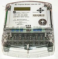 Счетчик Torgrids M10XX.120A/4S+RP 3х220/380В, 5-120А, активной энергии, многотарифн., RS-485, реле, PLC