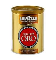 Кава Lavazza Qualita Oro (250 г) мелена ж/б