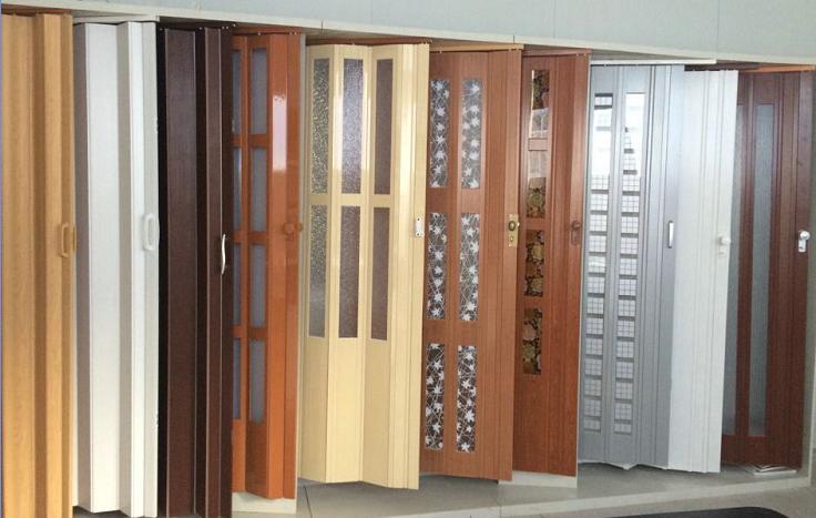 Двери раздвижные межкомнатные глухие 810х2030х6мм ассортимент цветов