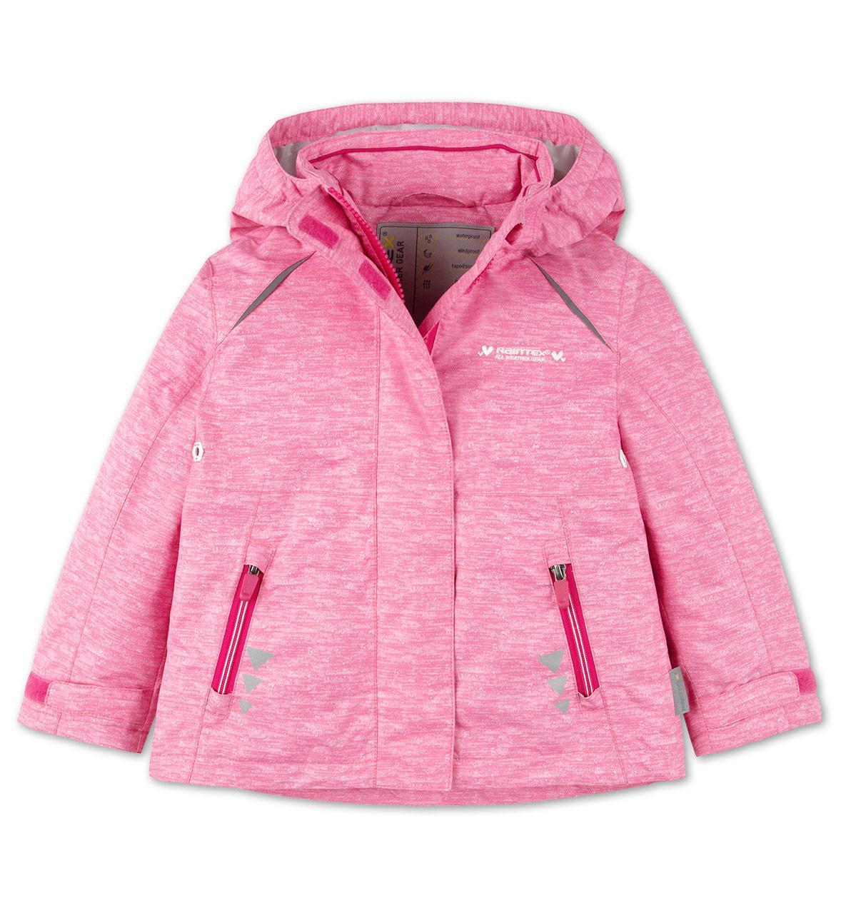 Функциональная куртка Soft Shell Софт Шелл на девочку от C&A Германия Размер 116