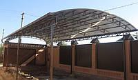 Сотовый поликарбонат Build System 4мм со склада в Днепропетровске