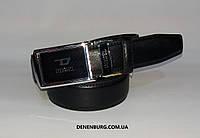 Ремень мужской DIESEL F401 чёрный