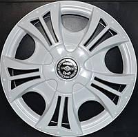Колпаки колес Star Бумер белый R13