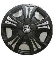 Колпаки колес Star Бумер черный R13