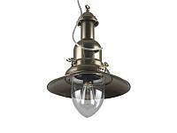 Навесной светильник LW-43 signal латунь