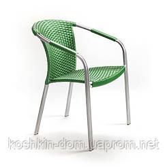 Стул Кафе-Блюз плетеная мебель из ротанга