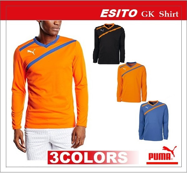 Вратарская футболка Puma Esito GK Shirt