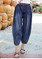 Молодежные женские джинсы