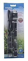 Обогреватель Marina 100W, 22cm с терморегулятором, погружной, до 100л