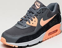 Найк аир макс  Nike Air Max 90 Essential Grey/Glow/Platinum от магазина tehnolyuks.prom.ua 099-4196944