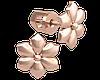 Золотые серёжки Ромашки