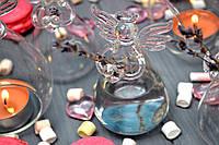 "Стеклянная ваза в форме ангела ""Мой ангел"", фото 1"