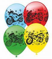 """DM-5 12"""" - Мотоциклы.В упак.100 шт."""