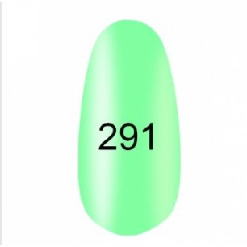 ГЕЛЬ-ЛАК KODI 8 ML №291 Салатовый