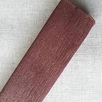 Гофрированная бумага коричневая Польша