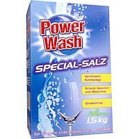Соль для посудомоечных машин Power Wash  1,5 кг