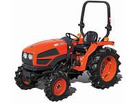 Kubota представила новый компактный трактор модели L2501, расширяющий L-серию.