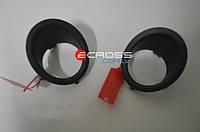 Накладка противотуманной фары правой/левой Citroen Berlingo, Peugeot Partner B9 2008- 9643804177
