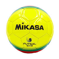 Мяч футзальный №4 Mikasa 450  клееный полиуретан  (футбольний м'яч)