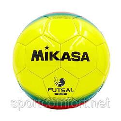 Мяч футзальный №4 Mikasa 450  клееный полиуретан реплика