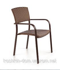 Стул Кафе-Палермо плетеная мебель из ротанга