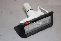 Подсветка номерного знака Citroen Berlingo, Peugeot Partner B9 2008- 3202000531