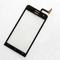 Тачскрин (сенсор) для Asus ZenFone 5 (A500KL A501CG) (black) Original