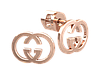 Золотые женские Coco Chanel без камней