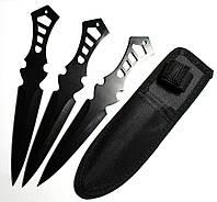 Набор метательных ножей YF009 3шт 57гр