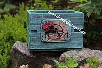 Ящик из дерева для мелочей