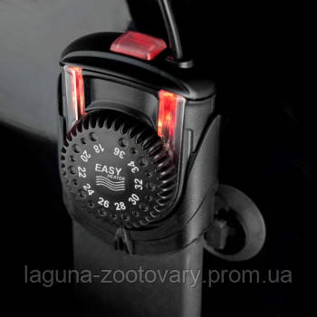 Обогреватель пласт. с терморегулятором EASY  50W для аквариума, фото 2