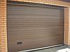 Монтаж секционных ворот в Полтаве