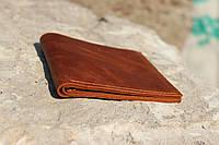 Кожаный кошелек ручной работы Портмоне