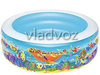 Детский надувной бассейн на 400 литров Bestway 51121