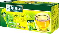 Чай зеленый  Qualitea, 25 пак