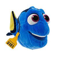Дісней плюшева рибка Дорі 43 см Disney Dory Plush - Finding Dory - Medium - 17