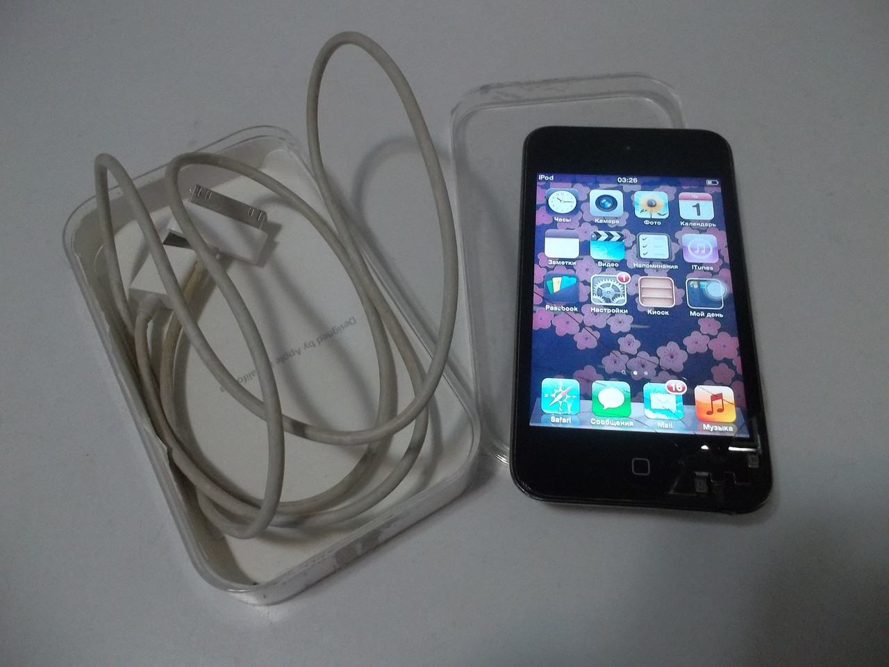 Apple ipod 4 8gb #3088