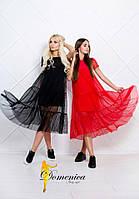 Платье  сетка, фото 1